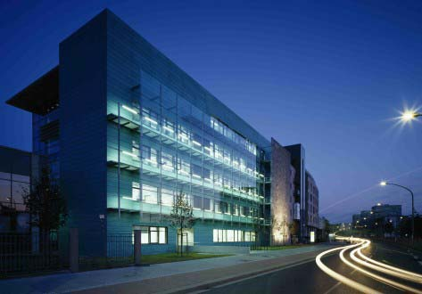 Photo of Max Bergmann Center of Biomaterials