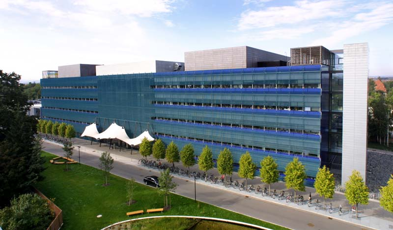 Photo of MPI-CBG, Max Planck Institute of Molecular Cell Biology and Genetics