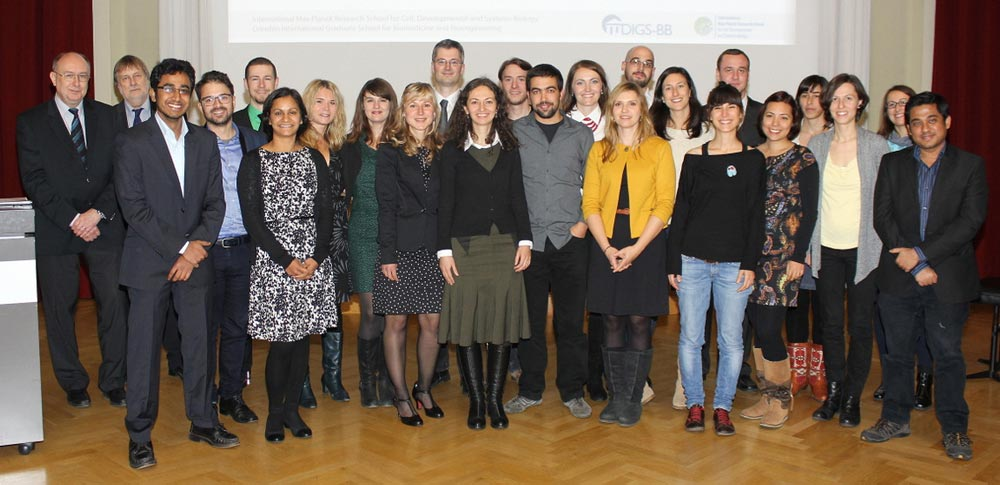 Graduation Day 2014 – group photo